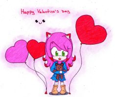 happy valentine day by blackrosemetal