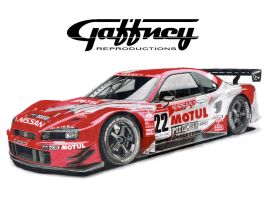 Colored Pencil Nissan Skyline by theGaffney