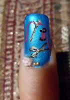 Cinderella nails 2 by myfairygodmother