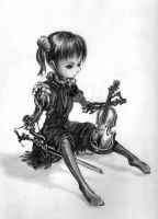 Doll by MariadelmART