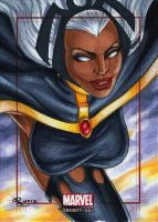 Marvel Bronze Age - Storm by Dangerous-Beauty778