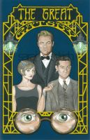 The Great Gatsby by sarahdiedrich