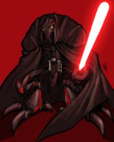 Darth Grevious Colours by meatboy