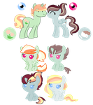 Breedable Adopts .:OPEN:. by CocoaAdopts