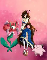 The Fairy type trainer by Feendra13