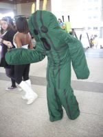 Cactuar Cosplay by confuzed-anime-fan