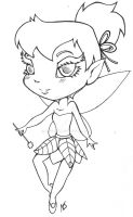Tinkerbell by Tonophy