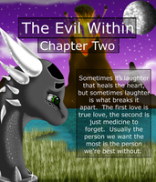The Evil Within Chapter 2 Cover by xX-Starduster-Xx
