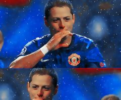 Chicharito Blue Blue by Sweet-Tizdale