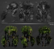 Oaklord - Concept and model by koyima