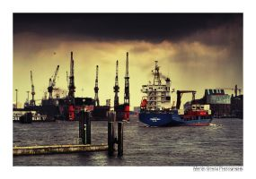Rainy Hamburg IV by MCG0603