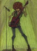 Wolfmother by TinyQ