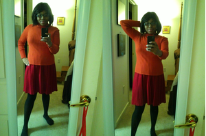 Velma in the works by Y0-Mama