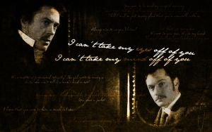Holmes and Watson Wallpaper 2 by inacloudyday