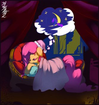 Sleep well :D by Electrixocket