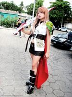 Lightning Final Fantasy XIII by Armnster