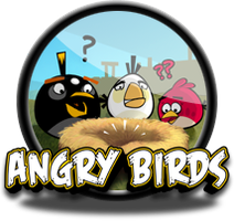 Angry Birds Game by GAMEKRIBzombie