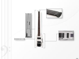 Steinberger XT-25 Spirit Bass by Yomon