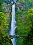 Multnomah Falls  Oregon by redsox1830