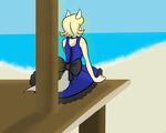 RR: Looking off to Sea by PurplePandaAndCo