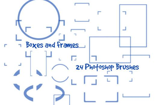 Boxes and Frames by peteandbob