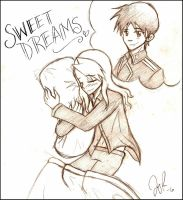 Sweet Dreams by Elizabeth-Hawkeye