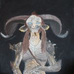 Faun from Pans Labyrinth by EysteinKN