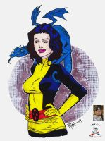 Kitty Pryde Lockheed    colab by CDL113