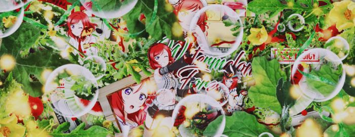 [ Cover scrapbook ] WATERMELON FOREST by Micucheoo