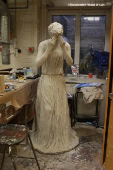 Weeping Angel Replica Project by cattybonbon