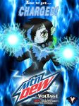 Mountain Dew Voltage Ad by PlayboyVampire