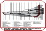 Viper MK II Blueprints Page Two by viperaviator