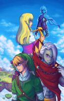 Skyward Sword by Flipsi