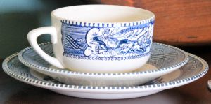 Currier Tea Cup Set by Thy-Darkest-Hour
