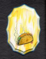 inspired by crunchy taco by kirkfinger