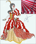 Circus Couture by HarajukuBoy86