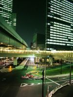 lost in Tokyo by t-drom