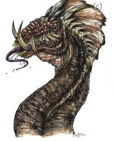 Fugly dragon concept by cme
