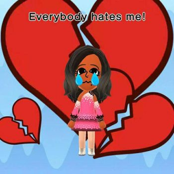 Everybody hates me by Tgeannetta