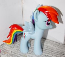 Ranbow Dash Custom by k-vor