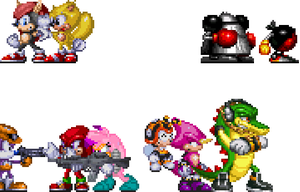 The Chaotix by Tailikku1