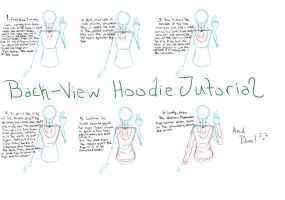 Back-View Hoodie Tutorial by ReiGodric