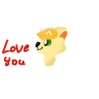 For you my fluffly baby by Babedoge