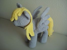 WIP-Derpy Hooves 2 by LucreziaNatas