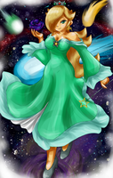.:Request:. Rosalina by LittleOcean