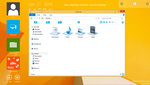 Modern UI toolbar for Windows 8.1 and others by PeterRollar