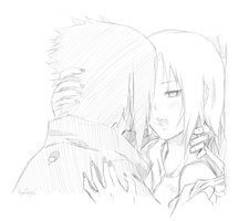 SasuSaku by ymira