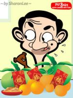 Mr.Bean Collection_CNY01 by SharonLcY