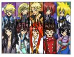 Tales of Bookmarks by kojika