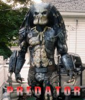 Full Predator Costume (Picture) by FoxHound1984